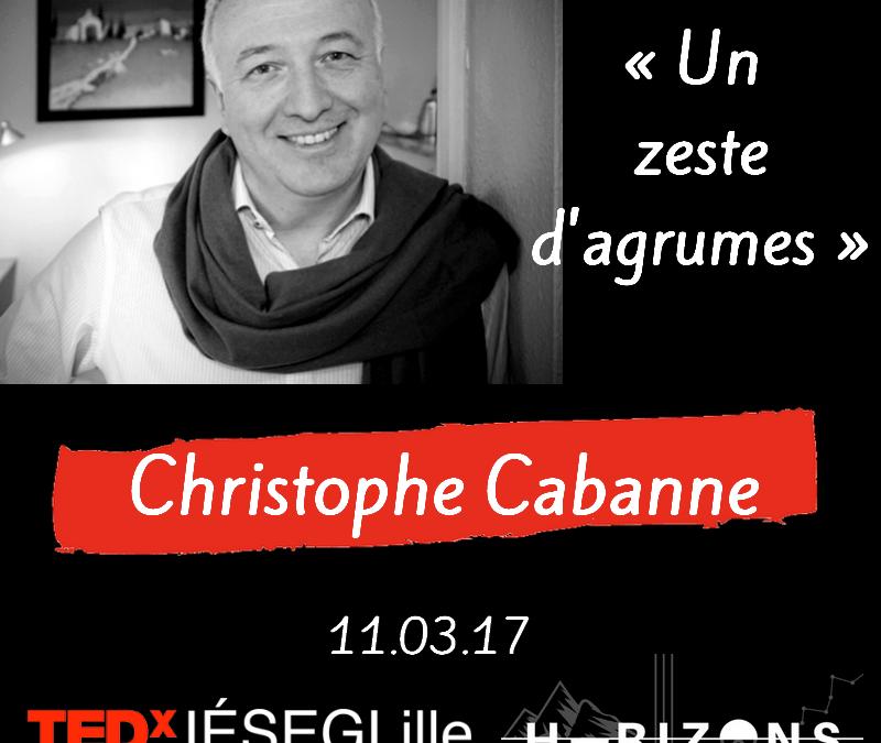 La sagesse des agrumes par Christophe Cabanne (Humanis Step)