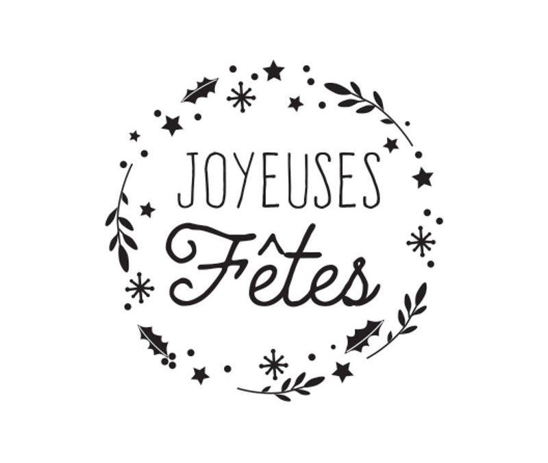 Très belles fêtes de fin d'année…