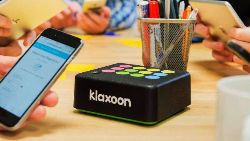 Klaxoon V3 disponible en avant première avec Humanis Step !